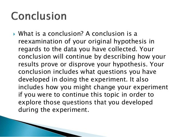 science conclusion C h a p t e r f o u r conclusion science and science-based technologies have transformed modern life they have led to major improvements in living standards, public welfare, health, and security they have changed how we view the universe and how we think about ourselves in relation to the world around us.