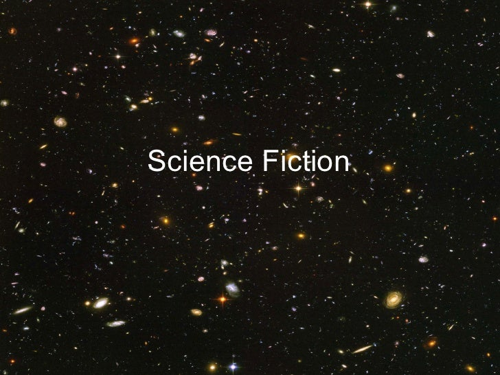 Science fiction presentation