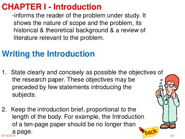 how to write an introduction for a college research paper This handout provides detailed information about how to write research papers including discussing research papers as a genre, choosing topics, and finding sources.