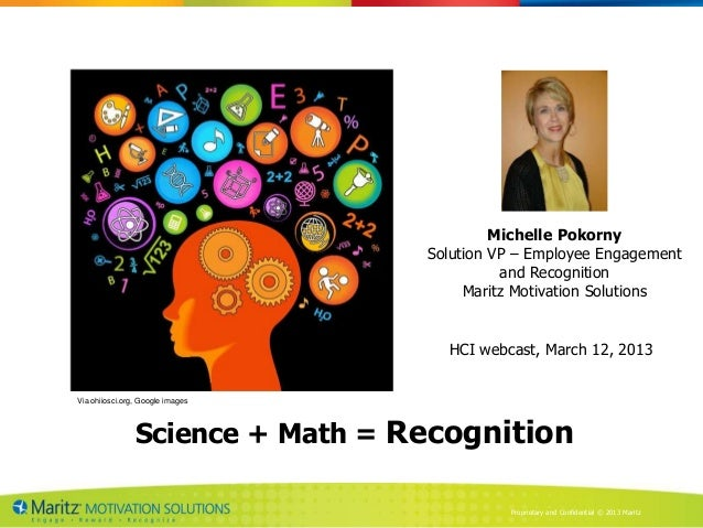 Science + math = recognition