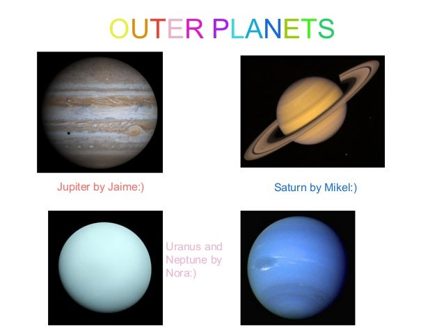 about outer planets - photo #16