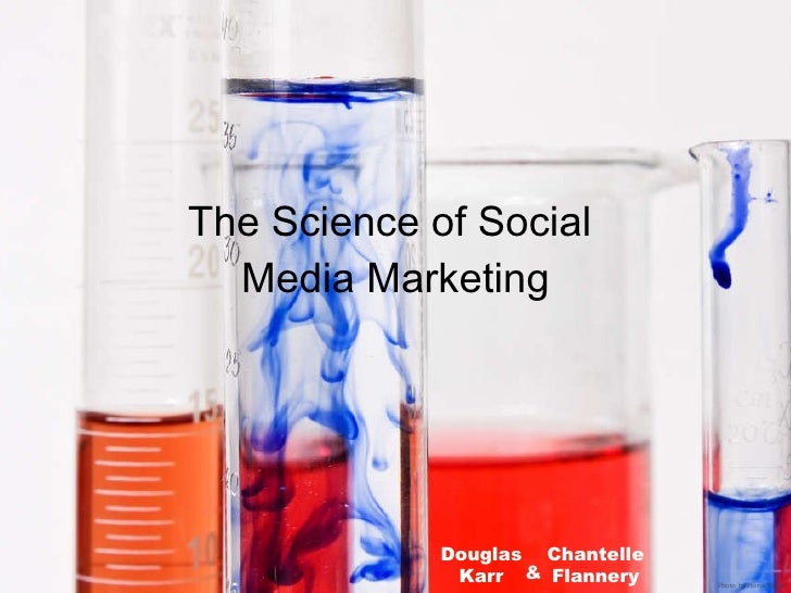 The Science of Social Media Marketing #bwe10