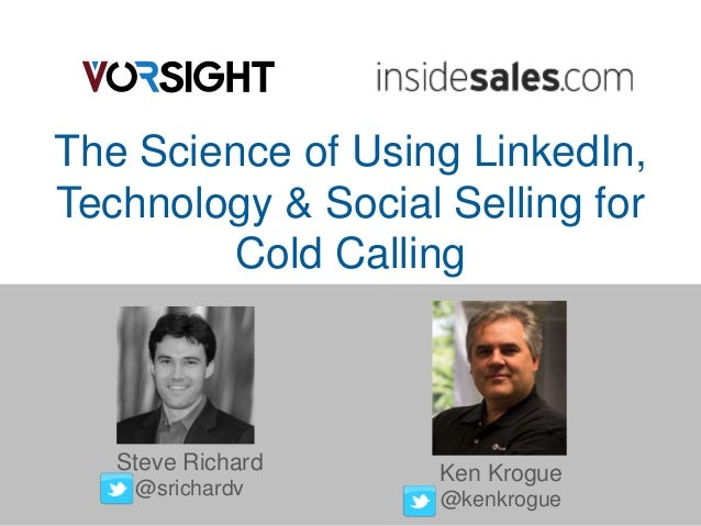 Using LinkedIn for Cold Calling