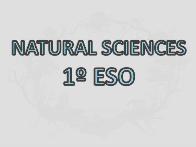 Science presentation 1 st day