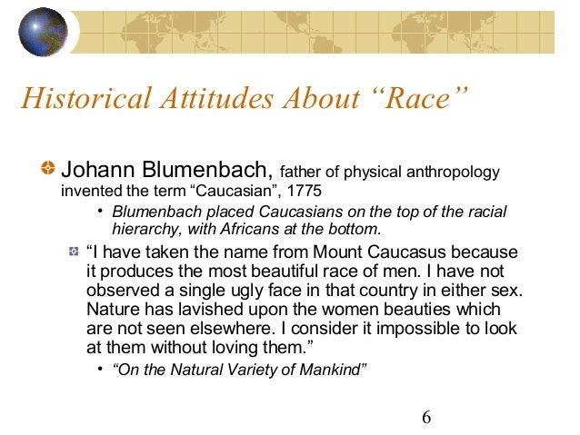 racial essay