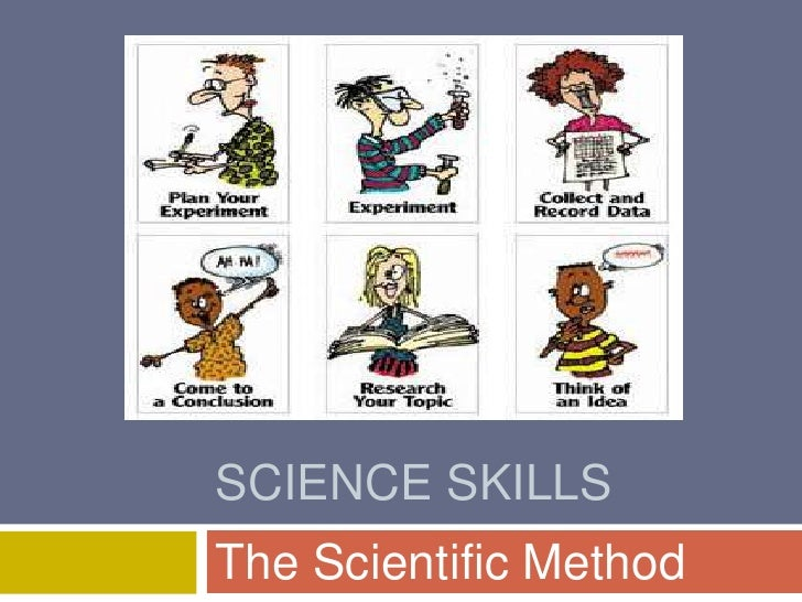 science method worksheet