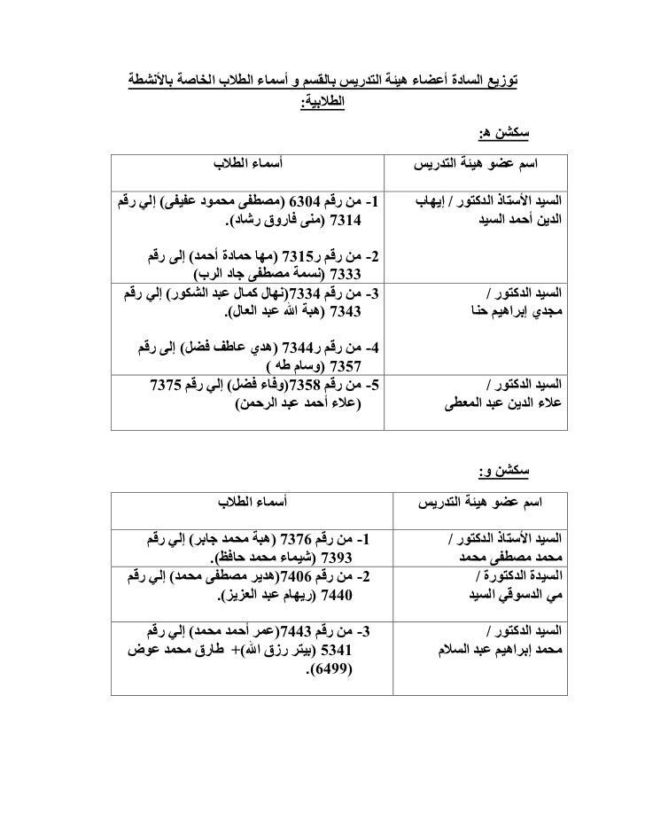 Scientific Activities  1