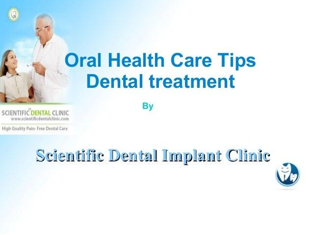 Scientific dental implant clinic