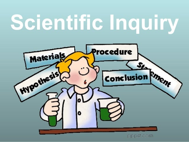 5th Grade - Scientific Inquiry Process - SSDS SCIENCE2014/5775