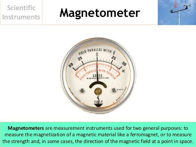 Scientific Measuring Instruments : Scientific instruments