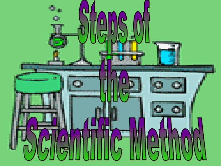 The Process of The Scientific Method