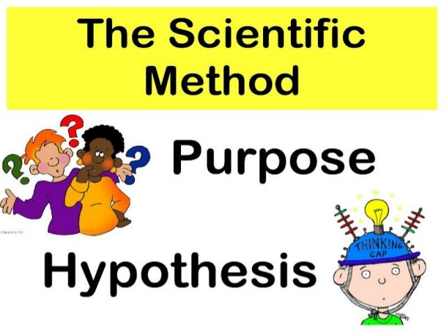 The Scientific Method• A series of steps used to solve a problem…• Not just a method used by scientists.It's used by every...