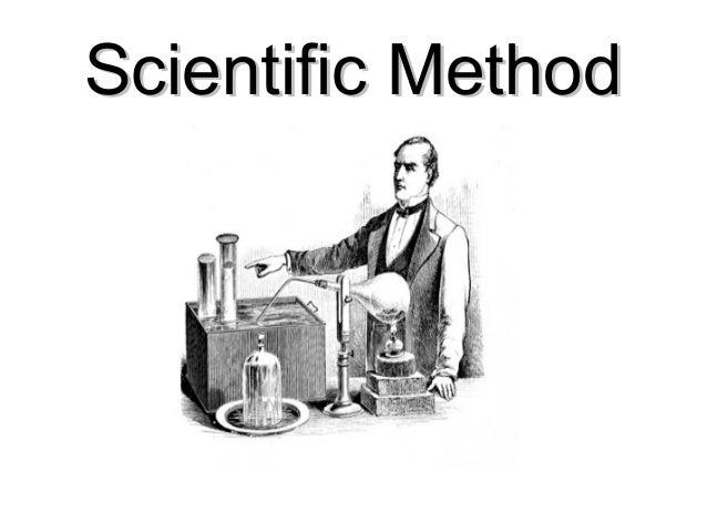 Scientific MethodScientific Method