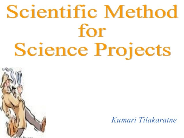 Scientific method (1)