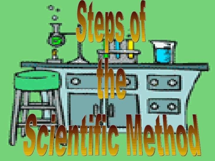 Scientific method ok