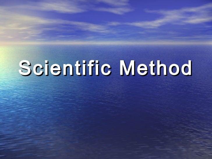 Scientific method powerpoint12