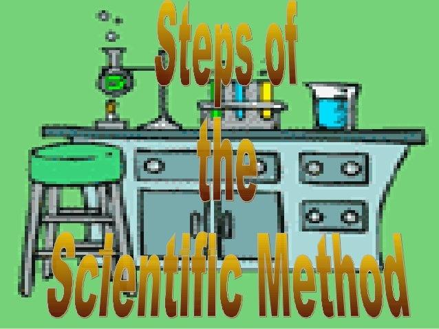 Scientific method science fair