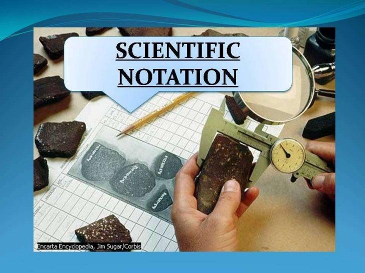 Scientificnot