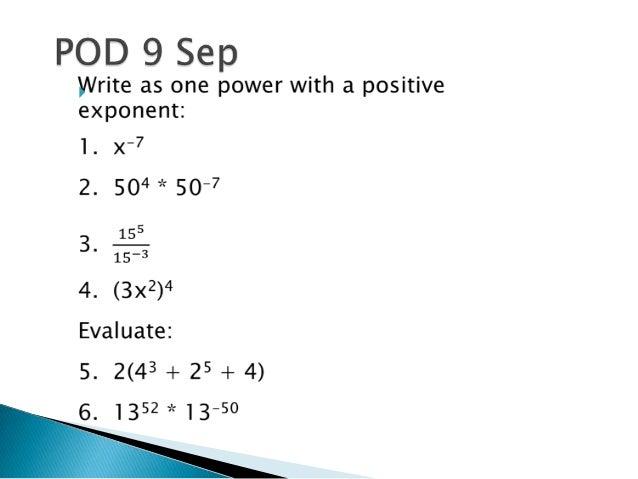 Scientific notation edmodo 2013 14