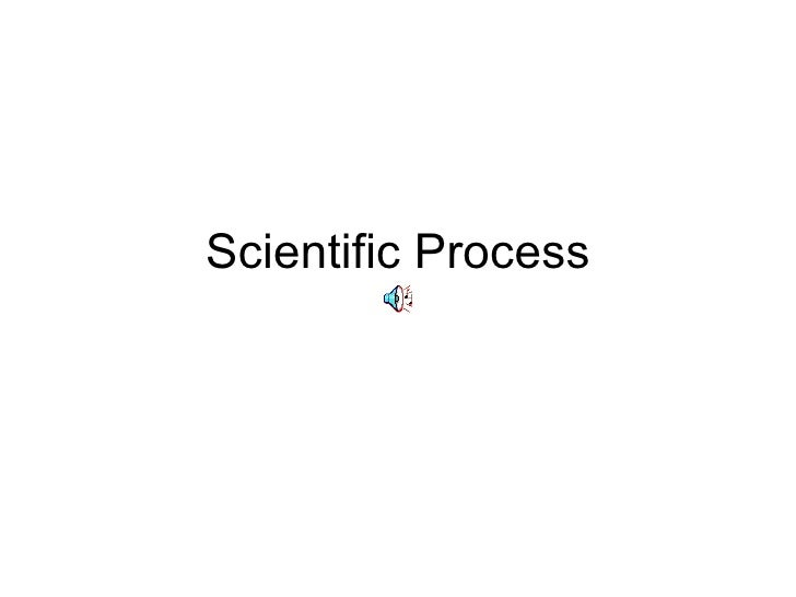 Scientific Process  Song