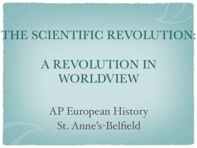 Scientific revolution i 1011