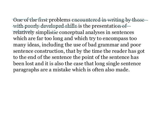 Scientific writers