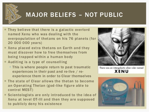 What is Scientology? And what are their beliefs?