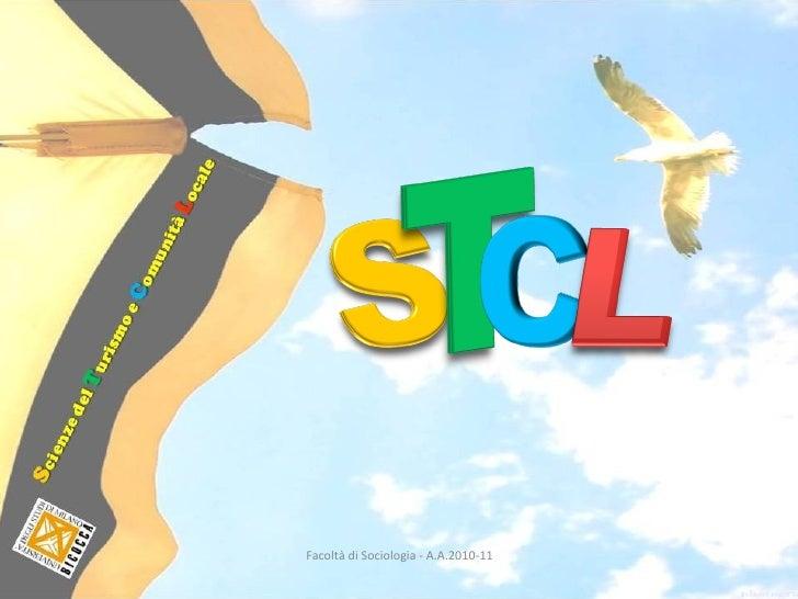 Facoltà di Sociologia - A.A.2010-11