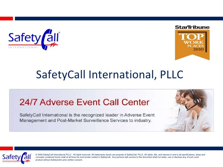 SafetyCall International
