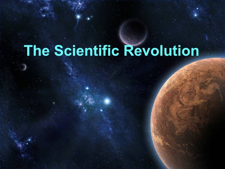 revolution of science The scientific revolution is a concept used by historians to describe the emergence of modern science during the early modern period, when developments in mathematics.