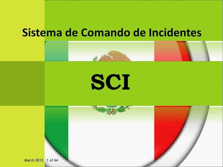 Sci spanish version