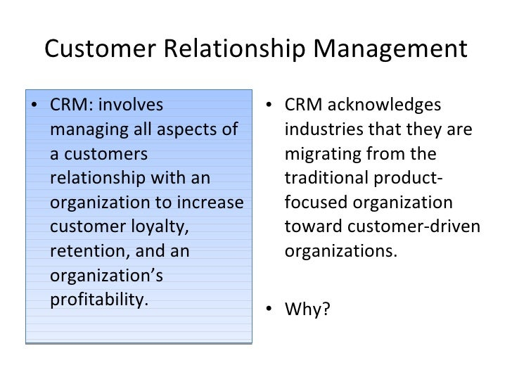 customer relationship management research papers Full length research paper  key words: customer relationship management,  customer loyalty, hospitality  the paper also describes how the research.