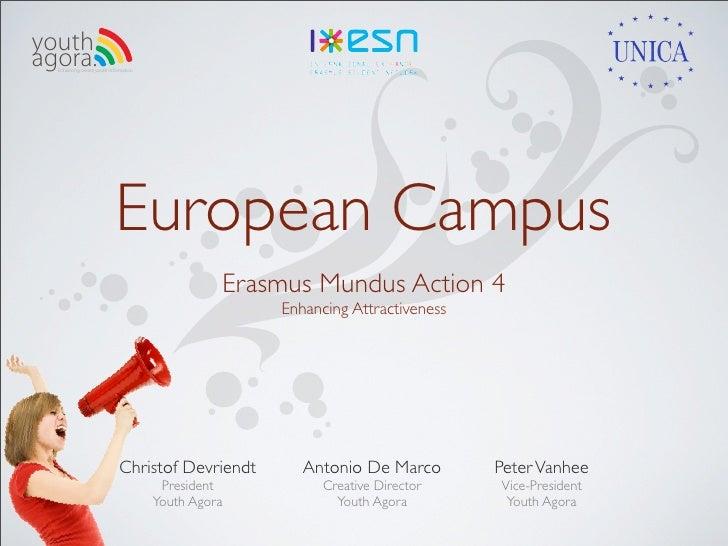 Kick off Meeting Brussel European Campus
