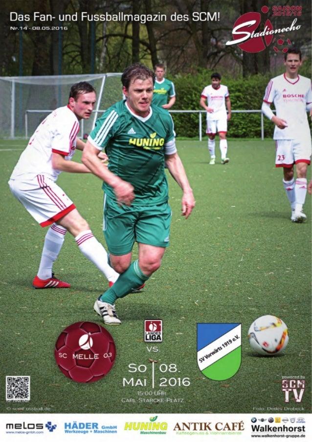 2 StadionEcho online scmFussball.de