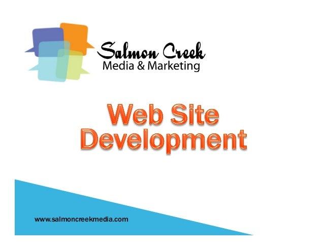 Salmon Creek Media & Marketing's Checklist for Web Site Development