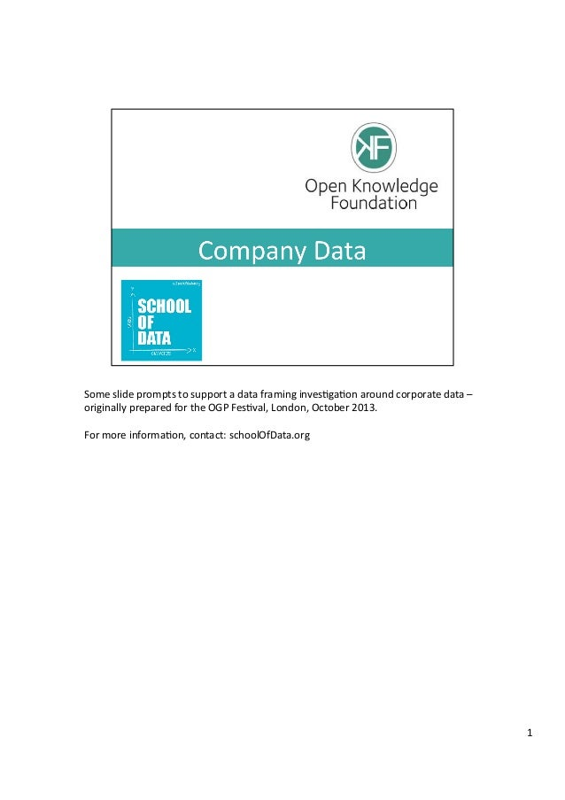 Some  slide  prompts  to  support  a  data  framing  inves3ga3on  around  corporate  data  –   o...