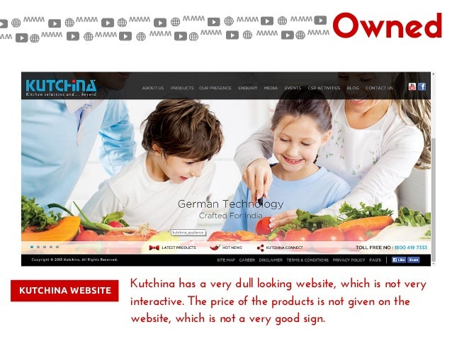 Kutchina: In Search of a Marketing Strategy