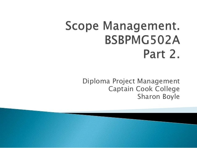 Scope part 2 day 1