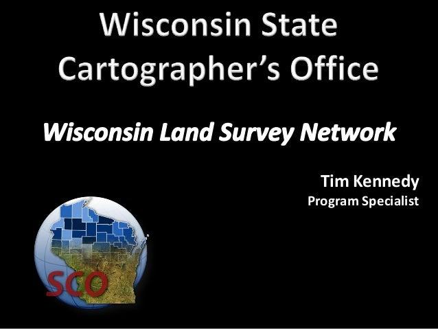 Tim KennedyProgram Specialist