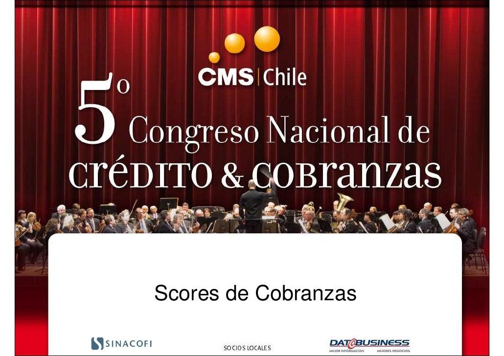 Scores de Cobranzas
