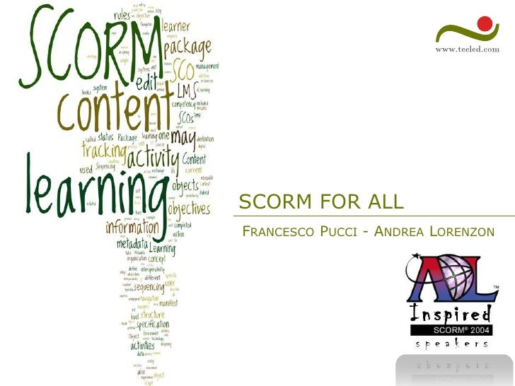 An introduction to SCORM 2004