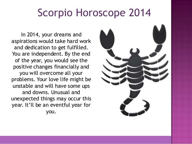 Scorpio horoscope jokes