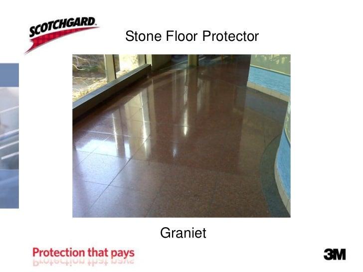 3m Scotchgard Hard Floor Protection Stenen Vloeren Onderhoud