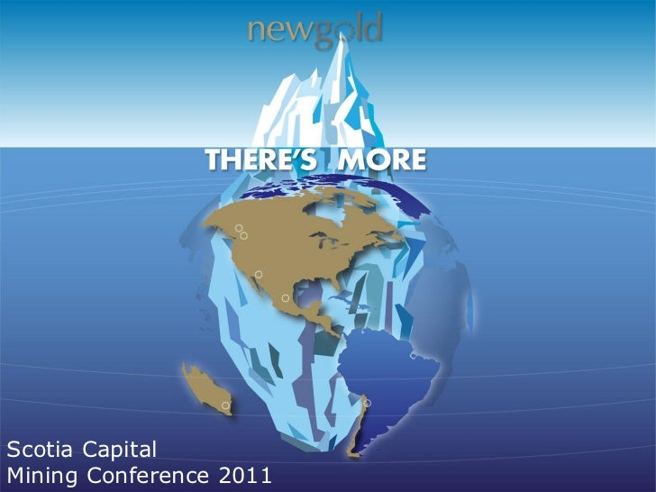 Scotia CapitalMining Conference 2011