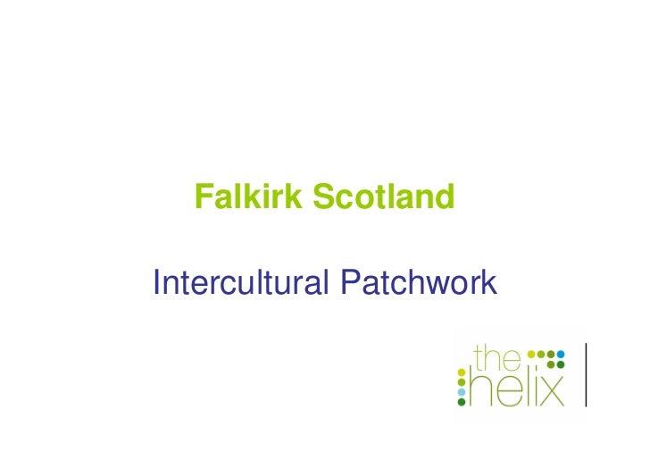 Falkirk ScotlandIntercultural Patchwork