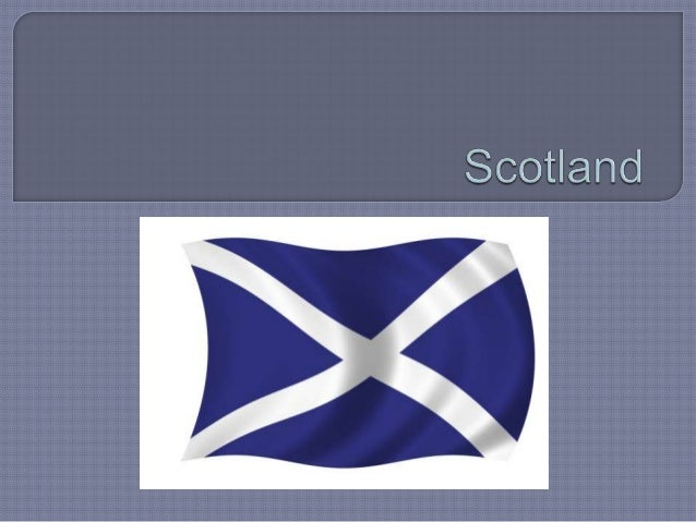  Scotland is part of the United Kingdom.  It is situated to the north of England.  It is surrounded by the North Sea to...