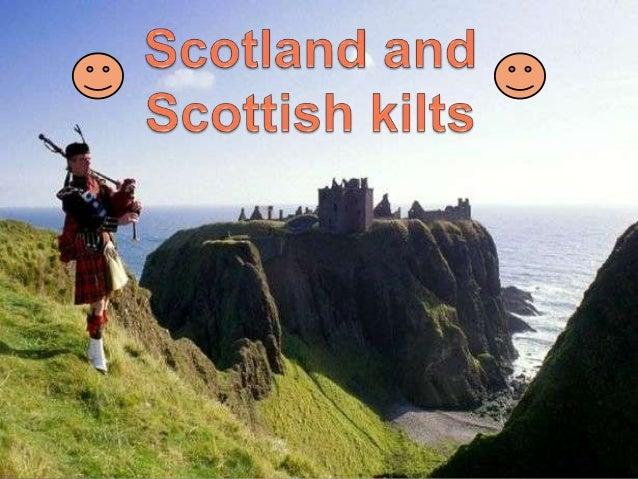 Scotland and scottish kilts Eric Garcia