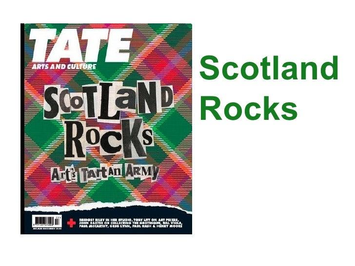 Scotland Rocks