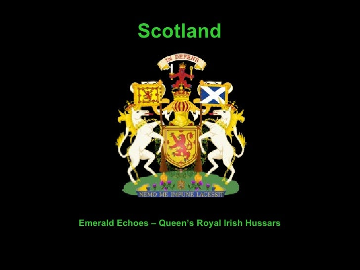 Emerald Echoes   – Queen's Royal Irish Hussars Scotland