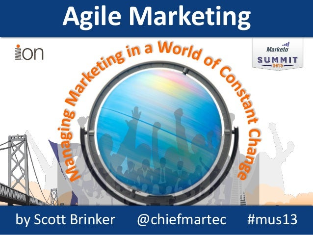 Summit 2013 - Scott Brinker Presentation
